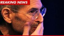 CBS -- So Sorry We Said Steve Jobs Died