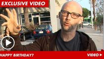 Moby -- I Can Celebrate My 9/11 Birthday Again
