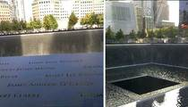 Rachel Uchitel -- Tweeting from Ground Zero