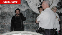 Bam Margera -- Detained By Cops After Taxi Cab Punch-Out