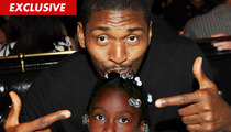 Ron Artest -- World Peace Runs in the Family