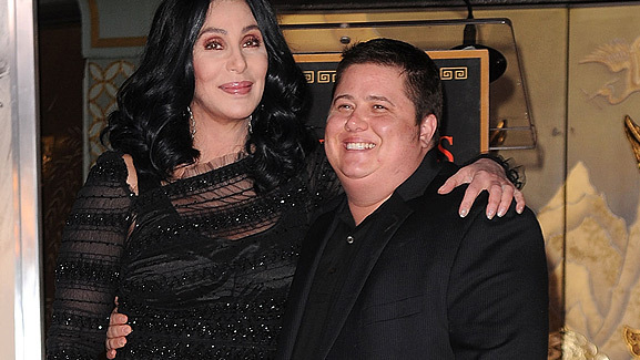 Cher: Afraid to See Chaz Bono Dance on 'DWTS'