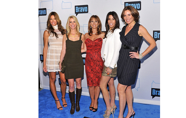 Report: Three NY 'Housewives' Get the Boot