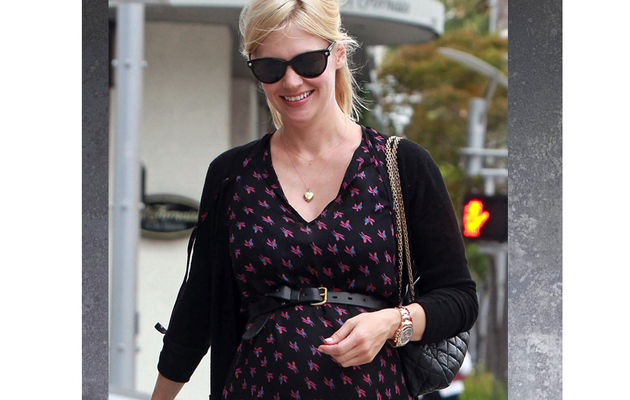 January Jones Gives Birth to Baby Boy