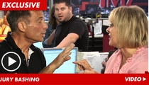 "Nancy Grace on Casey Anthony Criticism -- ""I Can Speak My Mind, This Is America"""