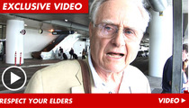 Larry Merchant -- Floyd Mayweather's a Prima Donna