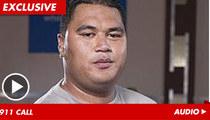 'Biggest Loser' 911 Call -- 'I Heard a Really Loud Crash'