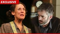 """Roseanne"" Star Laurie Metcalf Served with Divorce Papers"