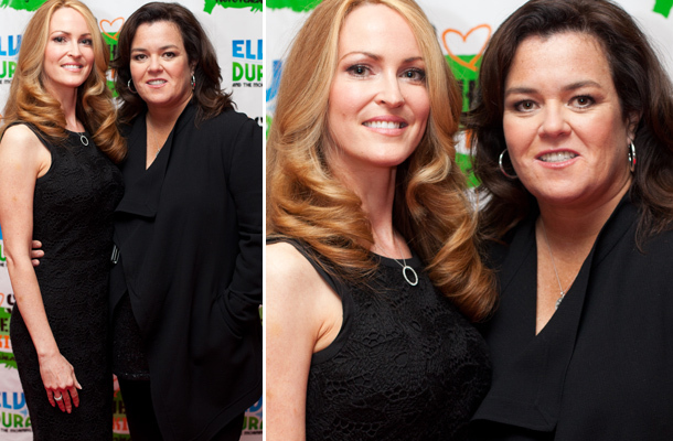 Rosie O'Donnell Steps Out with Gorgeous New Girlfriend