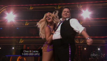 Chaz Bono's 'Dancing With the Stars' Debut -- Not the Stiffest Dude
