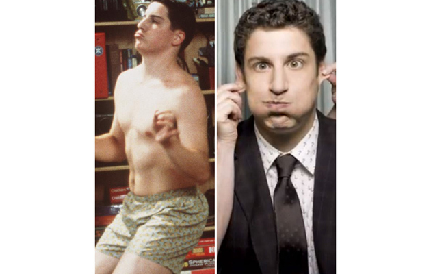 'American Pie' Cast -- Then & Now!