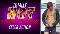 Alex Pettyfer -- Stripping Down for Stripper Flick