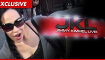 Octomom -- Kids Get Paid Little for 'Jimmy Kimmel Live' Appearance