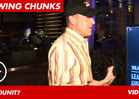 Michael Lohan -- Puking Mystery at BOA