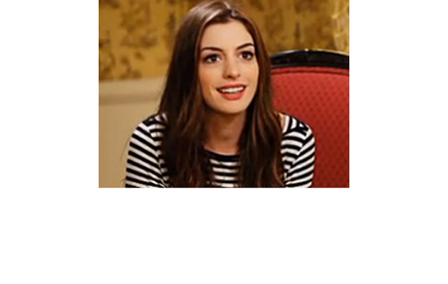 Anne Hathaway's Dream Roles Revealed