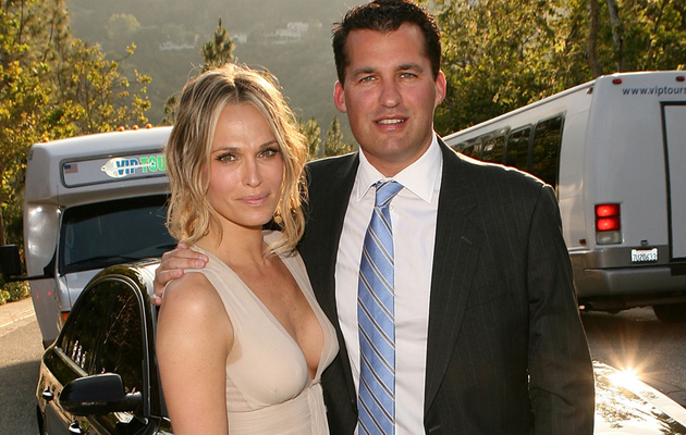 Molly Sims Ties the Knot to Movie Producer