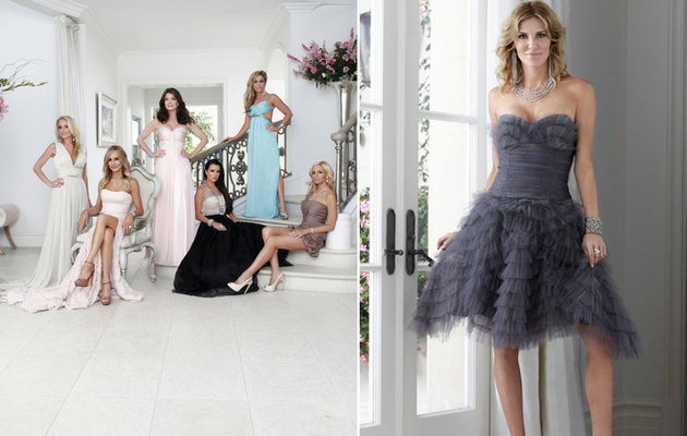 """Real Housewives of Beverly Hills"" Trash Talk Brandi Glanville"