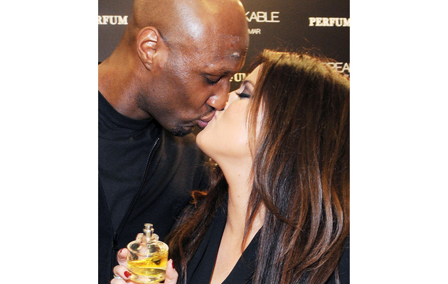 Khloe & Lamar Celebrate Second Wedding Anniversary