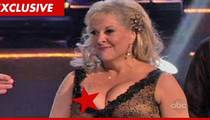 Nancy Grace -- That Was NOT My Nipple on 'Dancing'