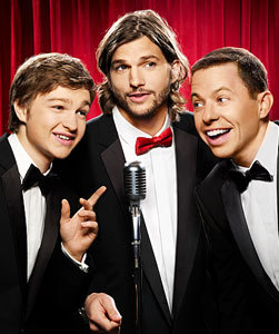"""Did """"Two and a Half Men's"""" Audience Stick Around?"""