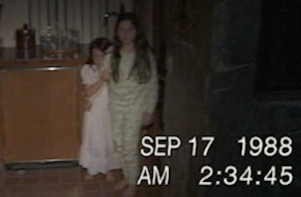 """Paranormal Activity 3"": See the Terrifying New Trailer!"