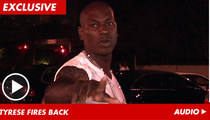 Tyrese's Radio Station Ejection -- The Blow-by-Blow