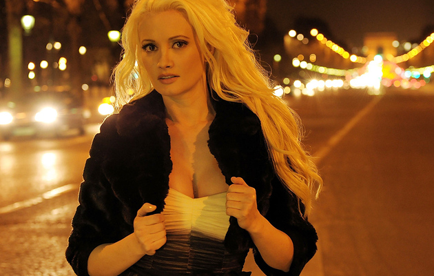 Holly Madison Drops $1 Million on Breast Insurance