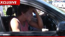 Patrick Schwarzenegger -- Busted For Speeding In Daddy's Car