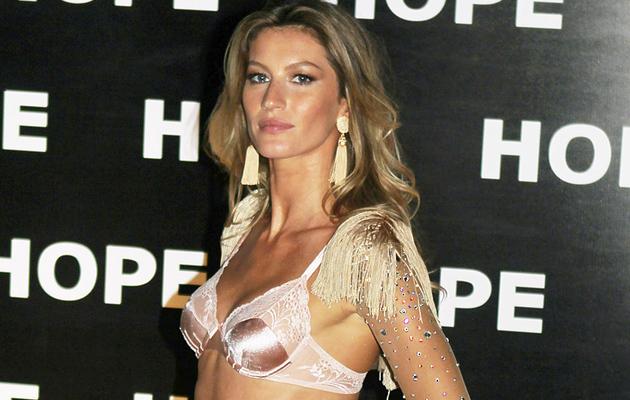 Gisele Bundchen Under Fire for Sexy Underwear Ad