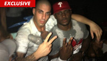 Reggie Bush -- Clubbing, Boozing After Dolphins Lose 4th Straight