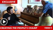 Chubby Checker: Muhammad Ali Is a Legend ... Because of ME!