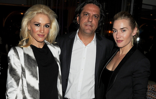 Kate Winslet and Gwen Stefani Cook Up a Night Out in London