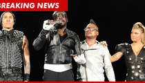 Black Eyed Peas -- Sorry, We're OUT of the MJ Tribute Concert
