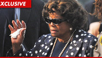 Michael Jackson Estate to Katherine Jackson -- Here's SIX MILLION For Your Troubles