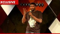 Metta World Peace Joins Comedy Boot Camp -- I'm SERIOUS About Stand-Up