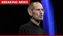 Steve Jobs 'Died Peacefully' ... Says Family