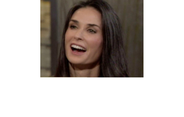 Video: Demi Moore Talks Ashton Kutcher Amid Split Rumors
