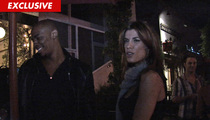 Elisabetta Canalis -- Rebounding with 'True Blood' Star???