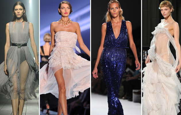 The 20 Most Gorgeous Gowns From Paris Fashion Week