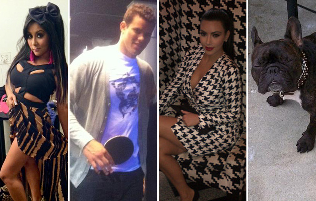 This Week's Best Celebrity TwitPics