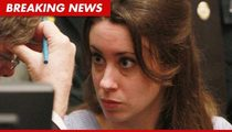 Casey Anthony -- Deposed in Civil Lawsuit