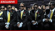 Michael Jackson's Bros -- Doing Another Tribute Show, But Without Randy