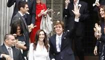 Paul McCartney -- Married ... Again