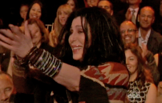 "Cher Brought to Tears at ""Dancing with the Stars"""