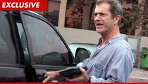 Mel Gibson -- Rear Ends Driver in Arizona