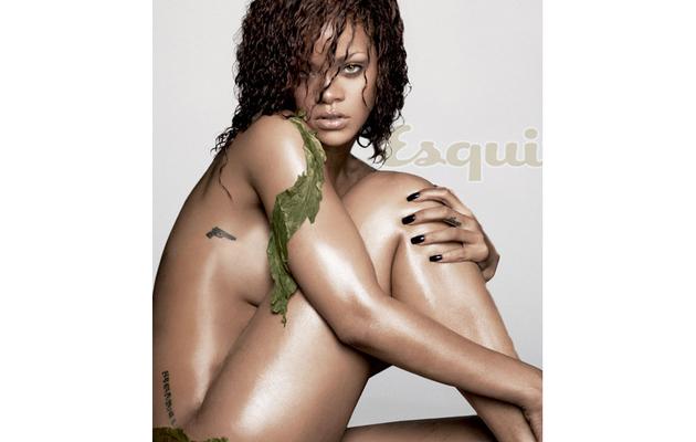 Rihanna Named Sexiest Woman Alive, Talks Chris Brown
