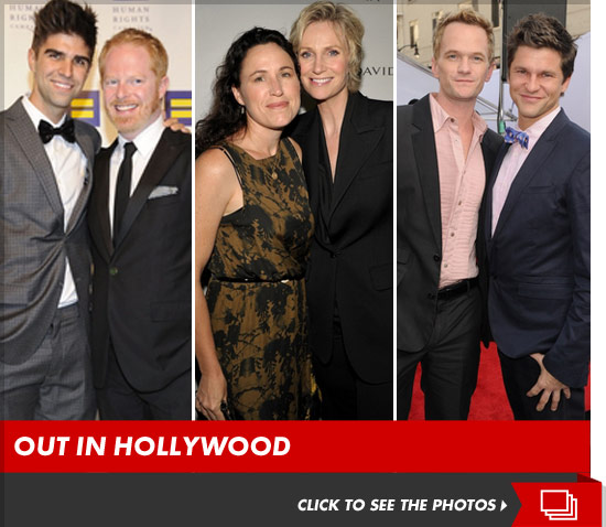 Gay hollywood list