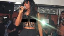 Kelly Rowland -- Fake Boobs Pioneer