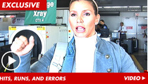 Charisma Carpenter  -- 'Buffy the Vampire Slayer' Star: Hit & Run Driver Wrecked My Car