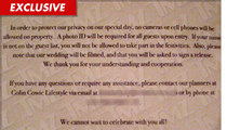 'Real Housewives of Atlanta' Star -- The Delusional Wedding Invitation